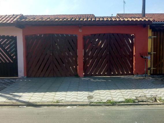 Casa Com 2 Dorms, Flórida Mirim, Mongaguá - R$ 190 Mil, Cod: 286851 - A286851