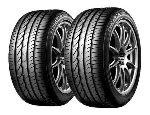 Kit X2 Neumaticos 205/55 R16 Bridgestone Turanza Er300 91v