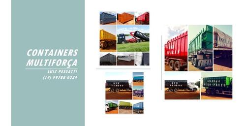 Container Multiforça Novo 0km 2021