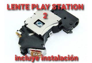 Lente Ps2 Slim Laser Lector Optica Intalacion Gratis