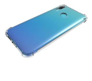 Funda Motorola Moto E6 Plus Anti Golpes + Vidrio Templado
