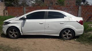 Puerta Delantera Izquierda Chevrolet Prisma 2017 (3284568)