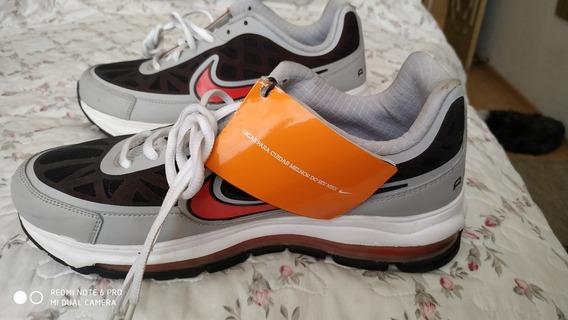 Tenis Nike Air Max Original Comprado Miami Novíssimo Lindão