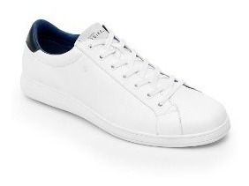 Tenis Blancos Del N°5 A La Moda