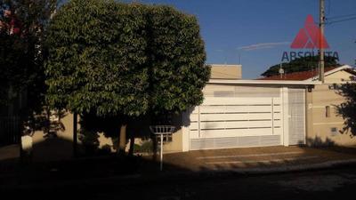 Casa Com 3 Dormitórios À Venda, 100 M² Por R$ 480.000 - Jardim Paulistano - Americana/sp - Ca2357