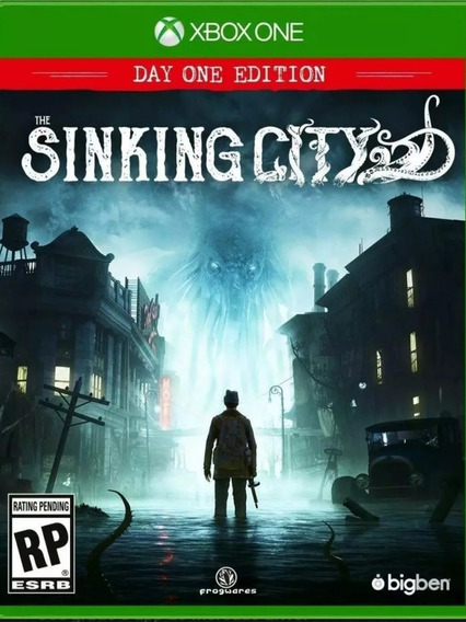 The Sinking City Xbox One + 1 Brinde! Jogo Online E Offline!