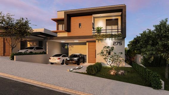 Casa Para Venda - Condomínio Terras De Atibaia I