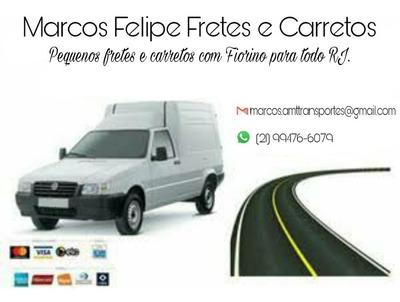 Transportes E Fretes Para Todo Rj.