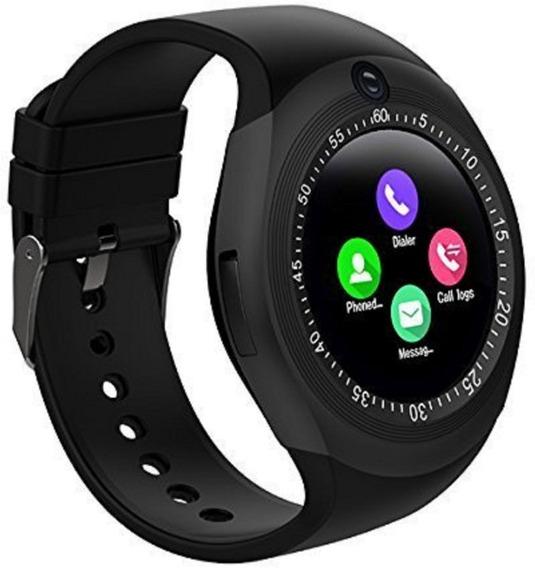 Relógio Smartwatch Y1s Original Touch Bluetooth Gear Chip