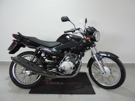 Yamaha Ybr 125 Factor K1 2016 Nova