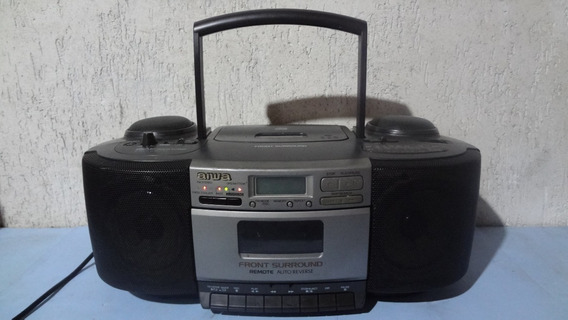 Rádio Gravador Aiwa Es 70 _ Ler Descrição
