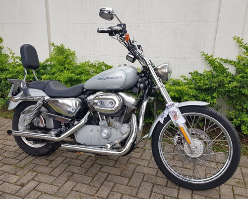 Imagem 1 de 8 de Harley Davidson 883 Custom