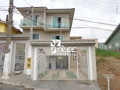 Casa Para Alugar E Vender Em Arujá Localizado No Bairro Do Jardim São José Com At: 125 M² E Ac: 130 M², - Ca00474 - 1522140