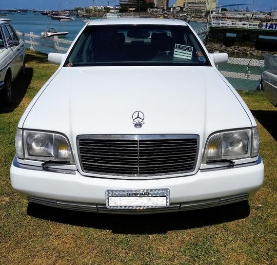 Mercedes-benz Classe S 400 Sel Troco Por Veleiro