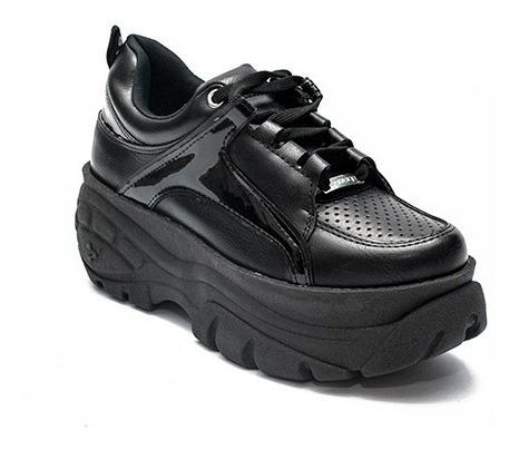 Zapatillas Urbanas Plataforma Livianas Mujer Sneakers Savage