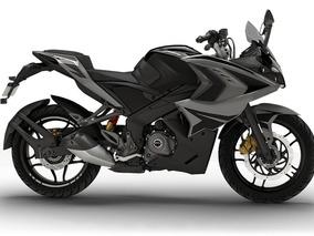 Moto Bajaj Rouser Rs 200 36700 Km Usada 1unica Motos