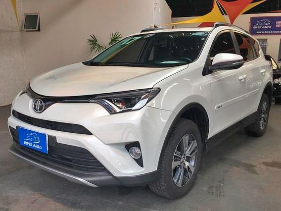 Toyota Rav4 2.0 Branco 2017