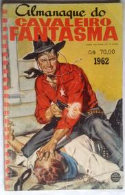 Almanaques Do Cavaleiro Fantasma 1962, 1963 E 1964 - Rge