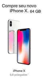 iPhone Apple X 10 64gb 1901 Anatel C/ N.f ( Pronta Entrega)