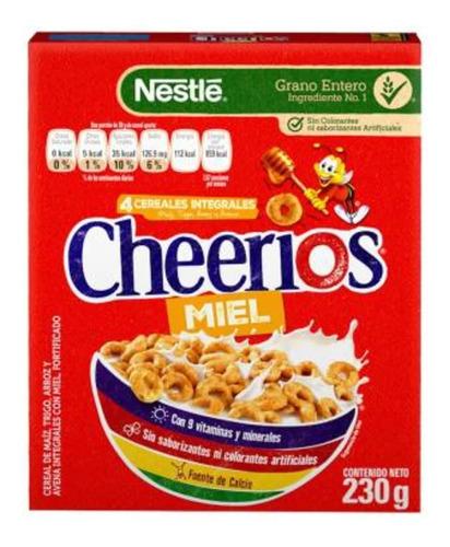 Cheerios - Cereal Miel 230 G