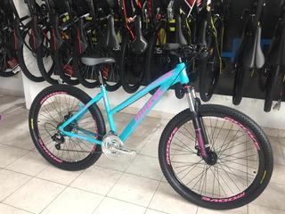 Bicicleta Moove Rod 27.5 Frenos A Disco