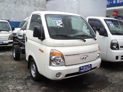 Hyundai Hr 2012 + Bau + Km 111000