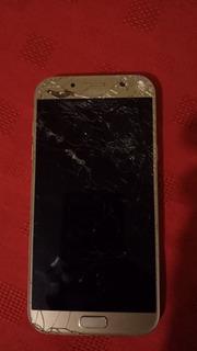 Celular Samsung Galaxy A7 2017 (a Reparar Modulo)