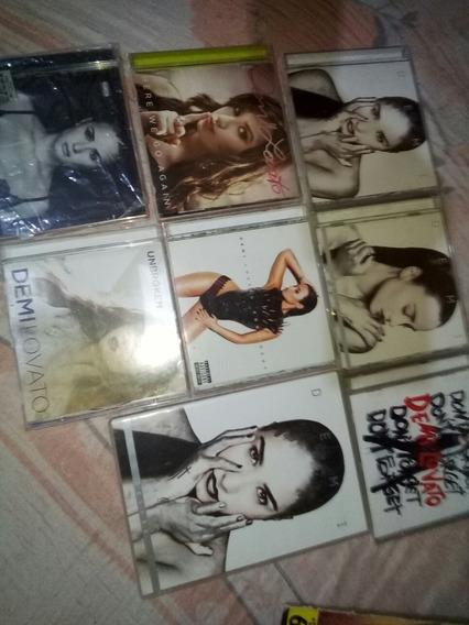 Demi Lovato, Todos Os Cds, Dvd, Revistas, Livros E Pôsters.