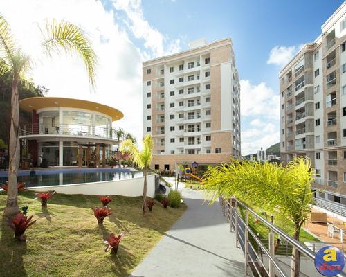 Imagem 1 de 30 de Apartamento 2 Quartos Sendo 1 Suíte Com 1 Vaga De Garagem Camboriú/sc - Imobiliária África - Ap00515 - 69807365