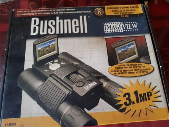 Bushnell Binoculares Y Camara Digital. 8x30 / 3.1mp