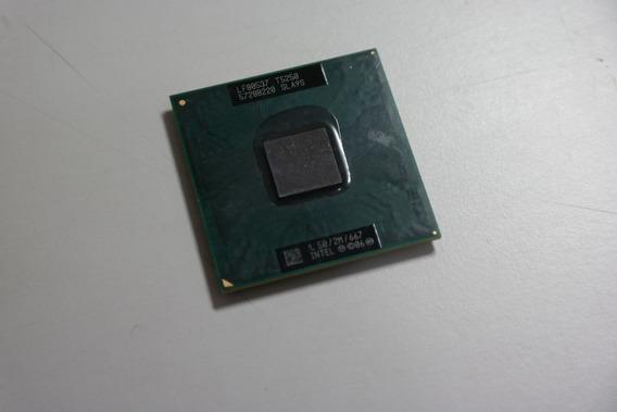 Processador Intel Core 2 Duo - T5250 - 1.5ghz