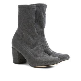 9e9d9068f Meia Lurex 3/4 - Sapatos no Mercado Livre Brasil
