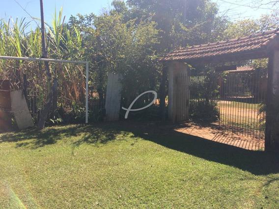 Chácara À Venda Em Parque Residencial Tancredi - Ch002156
