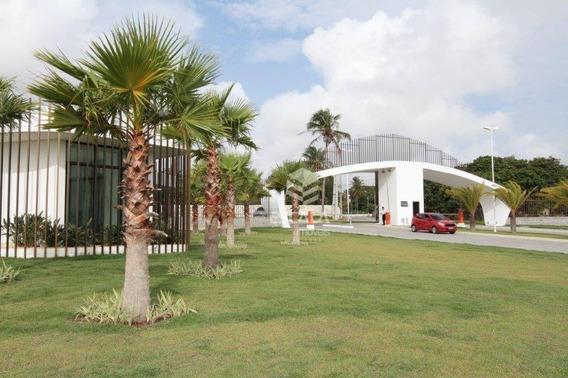 Lote À Venda Jardins Das Dunas, 253 M², Repasse, Condominio Fechado - Mangabeira - Eusébio/ce - Te0266