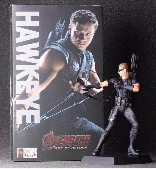 Figura De Acão Arqueiro - Avengers Age Of Ultron Hawkeye