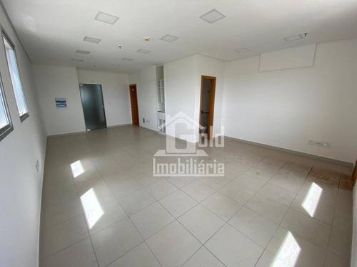 Sala Para Alugar, 48 M² Por R$ 1.000/mês - Jardim Botânico - Ribeirão Preto/sp - Sa0365