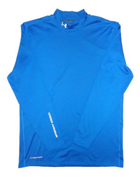 Under Armour Body De Compresión De Caballero L Coolgear Azul