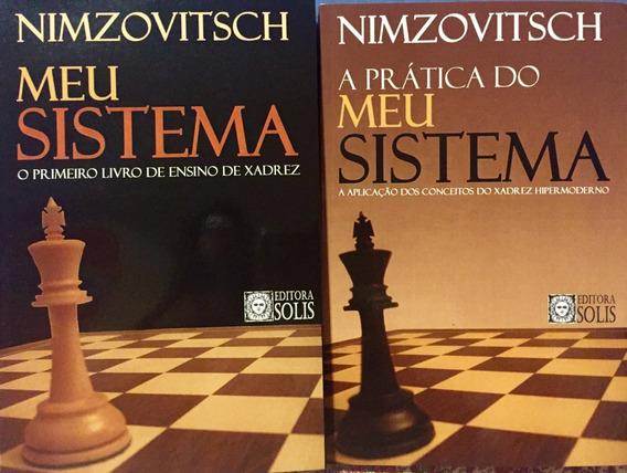 Combo Nimzovitsch - Meu Sistema + A Prática Do Meu Sistema