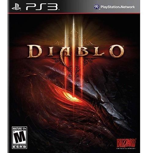 Diablo 3 - Mídia Física - Playstation 3