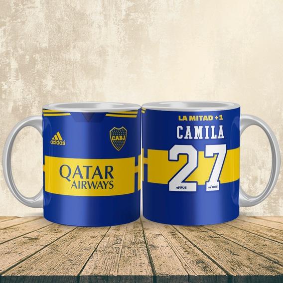 Plantilla Boca Juniors adidas 2020 Sublimacion