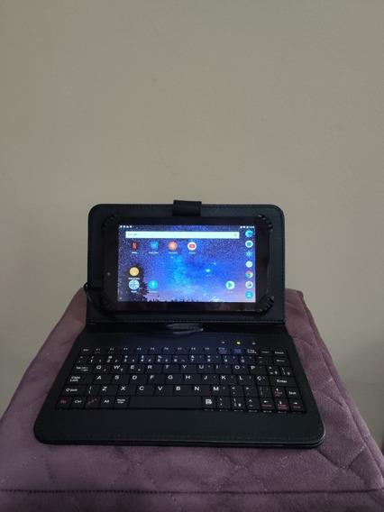 Tablet Multilaser M7s Plus 7 Wi-fi Com Teclado