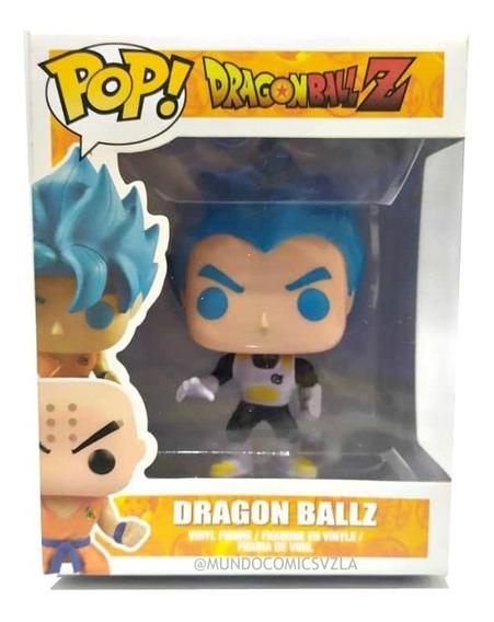 Figuras Pop De Colección De Dragon Ball Goku Vegeta Trunks