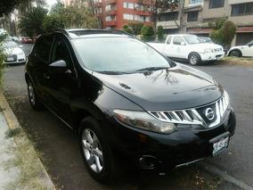 Nissan Murano Le Awd At Aa Qc Piel 4x4 Cvt 2009