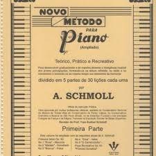 Metodo Para Piano A.schmoll Primeira Parte