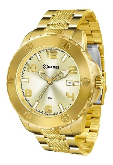 Relógio Xgames Xmgs1026-c2kx - Dourado