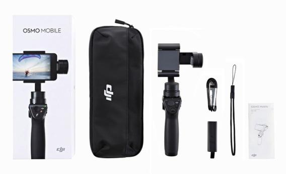 Dji Osmo Mobile Gimbal Smartphone