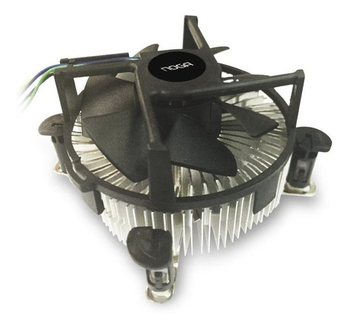 Cooler Disipador Pc Cpu Fan Procesador 12v Socket Noga 775-2