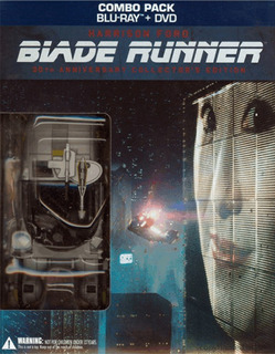 Blade Runner 30th Anniversary Collector Edition Blu-ray New