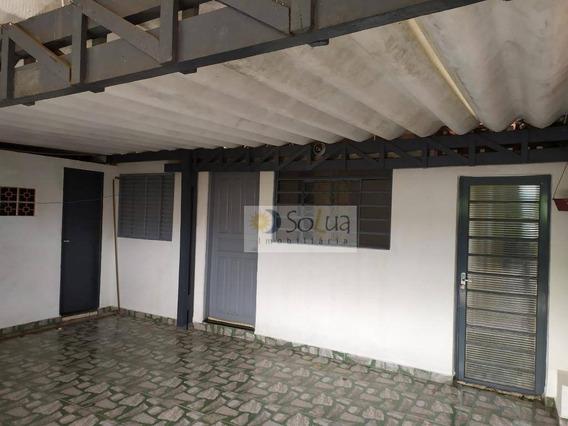 Casa Com 1 Dormitório À Venda, 90 M² Por R$ 960,00 - Conjunto Habitacional Padre Anchieta - Campinas/sp - Ca0767