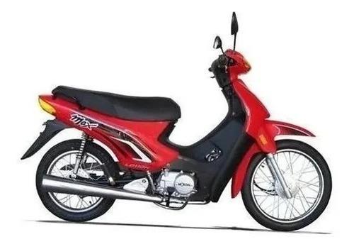 Mondial Ld 110 18ctas$5.412 Mroma (con Baulera Rd 150)